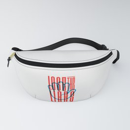 Lose The Liars Fanny Pack
