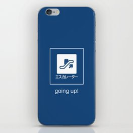 Going Up! iPhone Skin