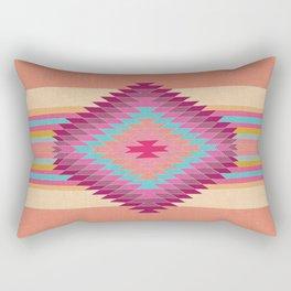 FIESTA (pink) Rectangular Pillow