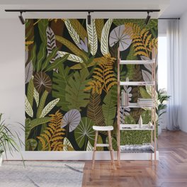 Rain Forest Wall Mural