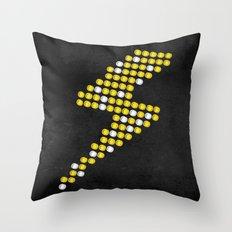 Lite Bolt Throw Pillow