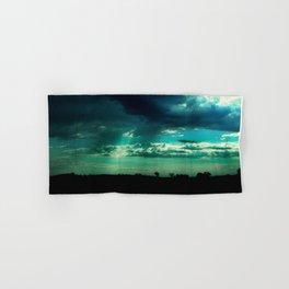 Morning Storm-Iowa Hand & Bath Towel