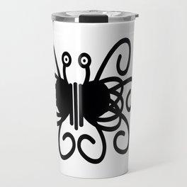 Pastafarian Flying Spaghetti Monster Travel Mug