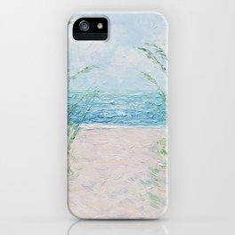 Sandfiddler Breeze iPhone Case
