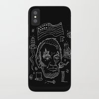 lincoln iPhone & iPod Cases featuring Abraham Lincoln by Maioriz Home