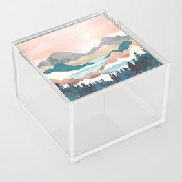 Lake Sunrise Acrylic Box