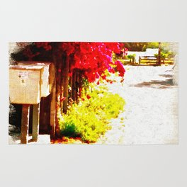 Down by the Mailboxes Rug