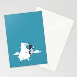 Ice cream time Stationery Cards