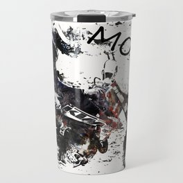 Motox Racer Travel Mug