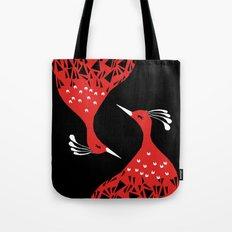 The Firebird - Stravinsky Tote Bag