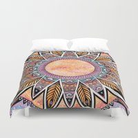 phoenix Duvet Covers featuring Phoenix by Epenski