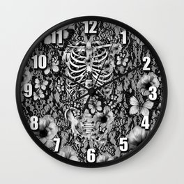 Idiopathic Idiot Wall Clock