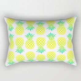 Pineapple Blend Pattern Rectangular Pillow