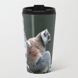 Ring Tailed Lemurs Travel Mug