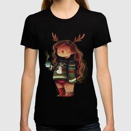 lazy holidays T-shirt