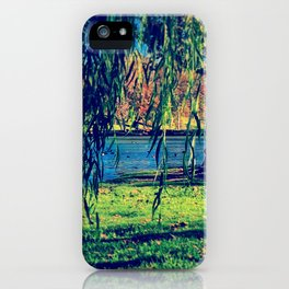Contemplations iPhone Case