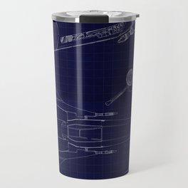 Colonial Viper MkII Blueprint Travel Mug
