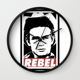 REBEL Wall Clock