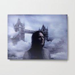 The British Halblood Prince Metal Print