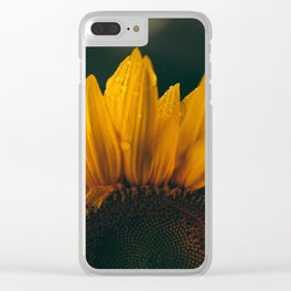 flower photography by eberhard grossgasteiger Clear iPhone Case