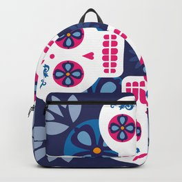 Talavera Blue Backpack
