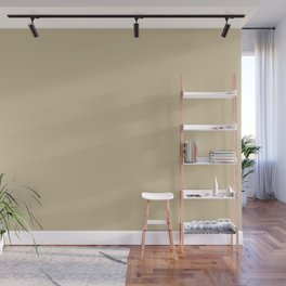 Soybean 13-0919 TCX | Pantone | Color Trends | New York & London | Spring Summer 2019 | Solid Colors Wall Mural