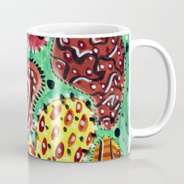 Abstract 10 Coffee Mug