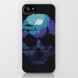 Echoes iPhone Case
