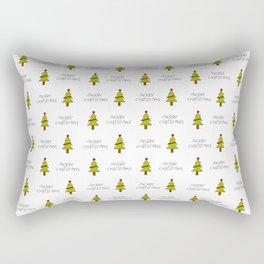 Merry christmas Rectangular Pillow