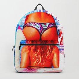 Surf's up! Backpack