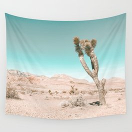 Vintage Desert Scape // Cactus Nature Summer Sun Landscape Photography Wall Tapestry