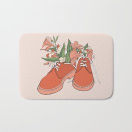 Spring In Your Step Bath Mat