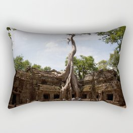 Ancient trees and Ancient Stories Rectangular Pillow