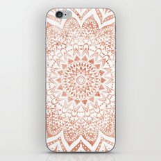 MANDALA SAVANAH iPhone Skin