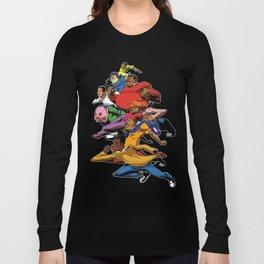 Fat Albert and the gang Long Sleeve T-shirt