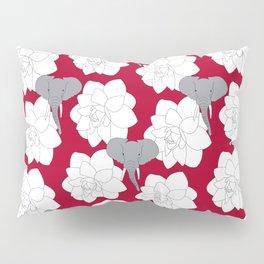 Alabama crimson Pillow Sham