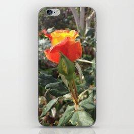 Flamebud II iPhone Skin