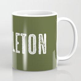 Deer: Appleton, Wisconsin Coffee Mug