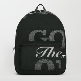 The Old is Gone The New Is Here! Backpack
