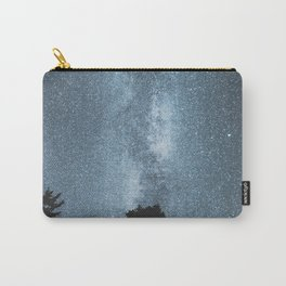 Stars over the Forest Carry-All Pouch