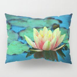 waterlily textures Pillow Sham
