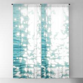 Sun glitter Blackout Curtain