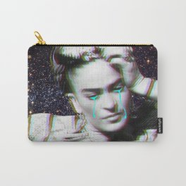 Frida in Space Carry-All Pouch