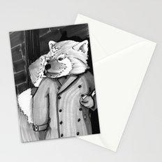 Panda Noir Stationery Cards