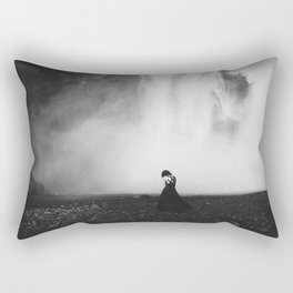 The Fathomless Surrender Rectangular Pillow
