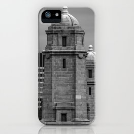 Salt and Pepper iPhone Case