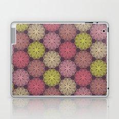 PAISLEYSCOPE flower Laptop & iPad Skin
