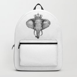 The King Elephant Backpack