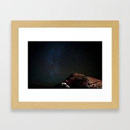 Stars in Maui Framed Art Print