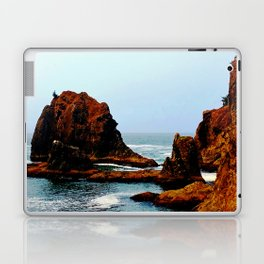 Magical Thunder Rock Cove Laptop & iPad Skin